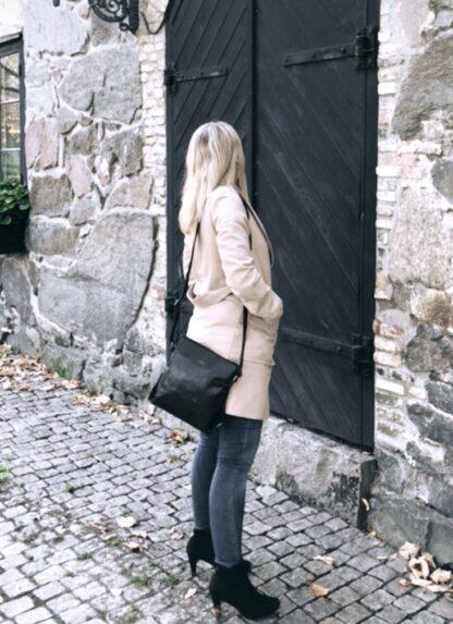 Axelväska/Skinnväska